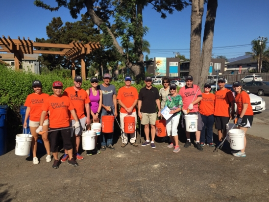 UCSB United Way Day of Caring 2015