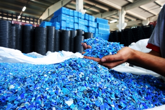 polymer recycling