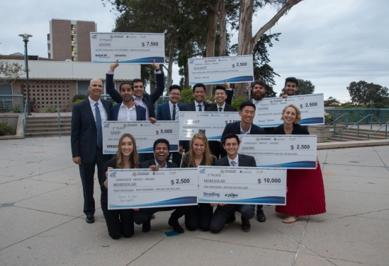 2018 New Venture Competition winners