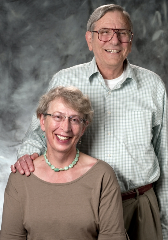 Richard and Paula Whited