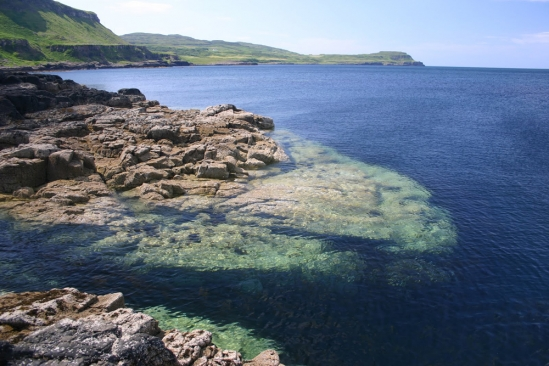 Isle of Mull, off the west coast of Scotland