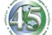 Environmental Studies 45th Anniversary logo