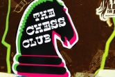 The Chess Club graphic