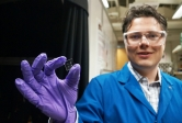Kjeld Janssen and a nanofluidic lab-on-a-chip