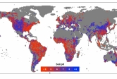 map of soil pH