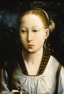 Flantes Portrait of an Infanta