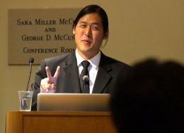 UCSB Theodore Kim - Plous lecture 2014