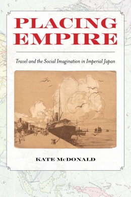 Placing Empire book cover