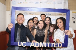 UCSB's Early Academic Outreach Program to host annual UC Success Night events honoring regional high school seniors