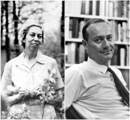 Eudora Welty and Ross MacDonald