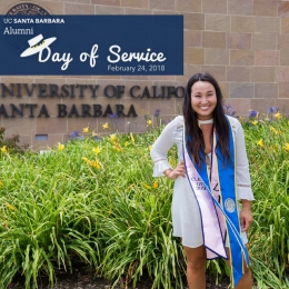 UCSB Alumni Launches Worldwide Day of Service