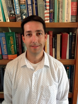 David Paul, assistant professor in UCSB's Department of Music