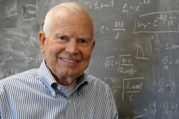 Douglas Scalapino, UCSB professor of physics.