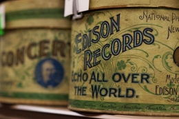 Vernacular Wax Cylinder Recordings