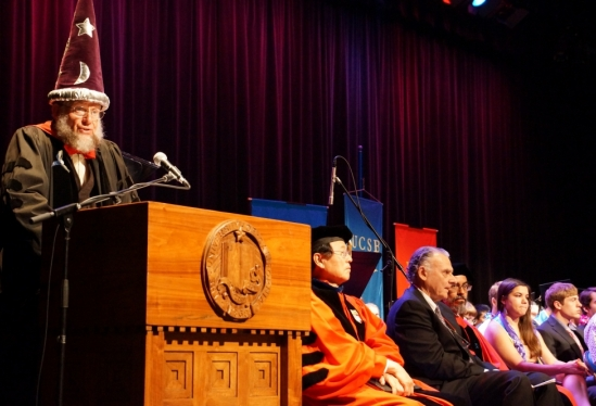 photo of CCS 2014 commencement speakers