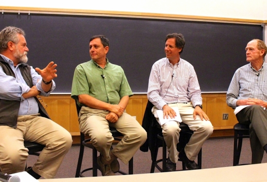 Bren faculty panel