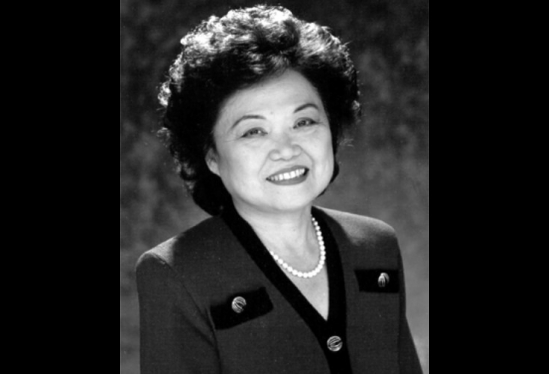 Patsy Mink - Feminist Sixties Conference at UCSB