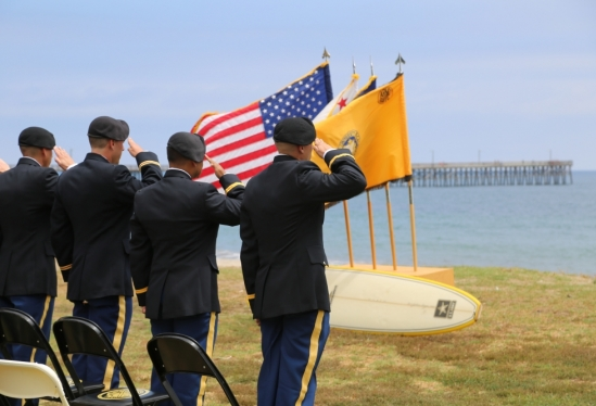 UCSB ROTC 2014 Commissiong Class - partial