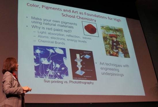 presentation on artists paints