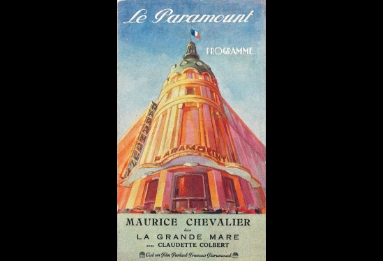 Le Paramount in Paris