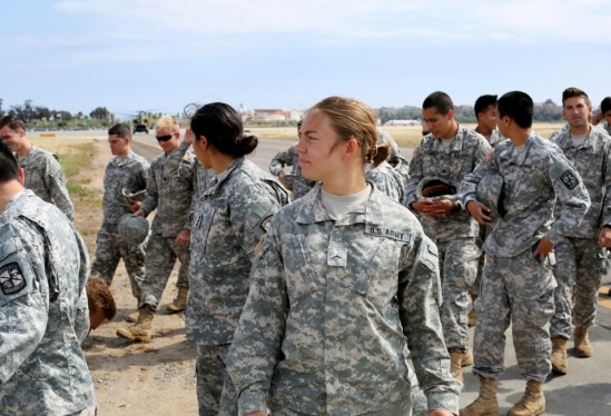 members of Surfrider Battalion