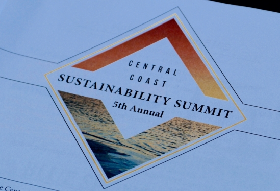 Central Coast Sustainability Summit program