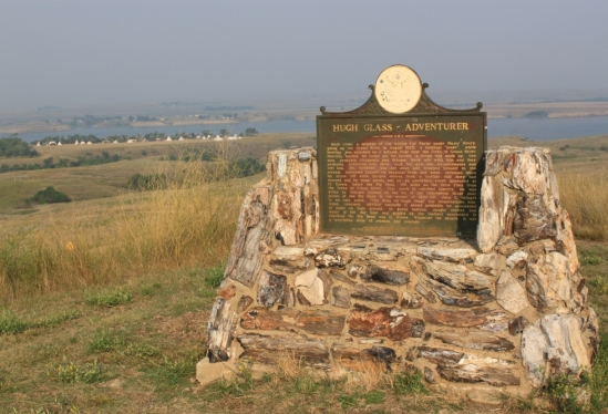 Hugh Glass monument