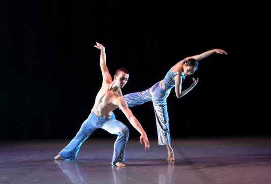 Santa Barbara Dance Theater duo