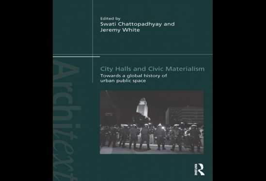 City Halls and Civic Materialism book cover