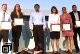 Margaret T. Getman Service to Students Award recipients