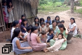 Tsimane women and children