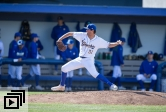UCSB Gauchos baseball pitcher Jack Dashwood
