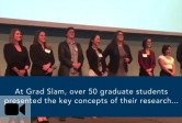 Highlights from the 2018 UC Santa Barbara Grad Slam