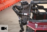 A timelapsed video of RoboSimian at the DARPA Robotics Challenge Finals