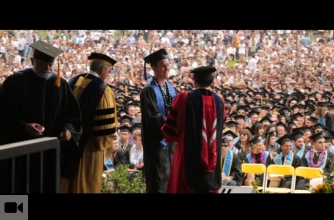 Video highlights from UC Santa Barbara 2017 Commencement
